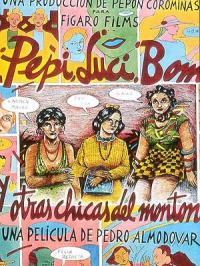 Pepi, Luci, Bom et autres filles du quartier